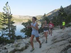 Tahoe running